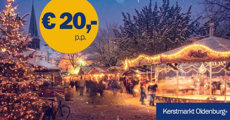 Afbeelding 1 van Kerstmarkt Oldenburg