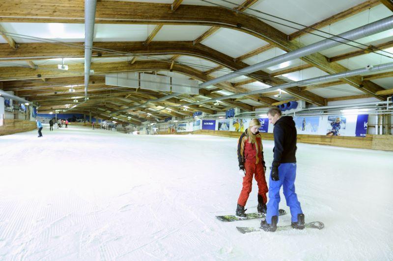 Afbeelding 4 van Bottrop indoor Skiën