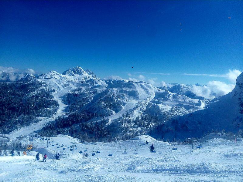 Afbeelding 1 van Winterberg Schoolreis skiën op de Sahnehang berg
