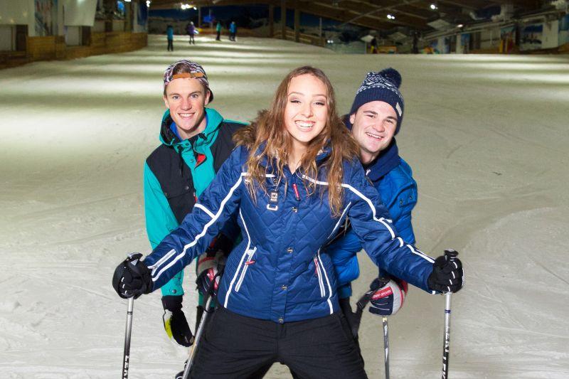 Afbeelding 3 van Bottrop indoor Skiën