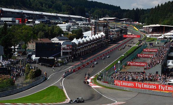 Afbeelding 1 van Formule 1 Grand Prix van België 2019