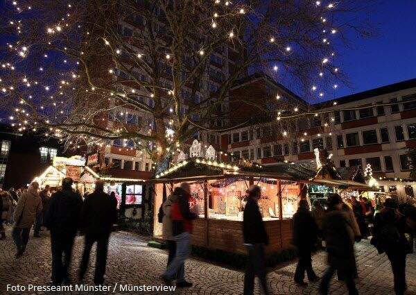 Afbeelding 2 van Kerstmarkt Munster