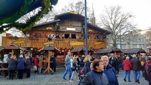 Afbeelding 1 van Kerstmarkt Essen