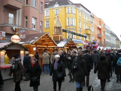 Afbeelding 2 van Kerstmarkt Oberhausen Centro