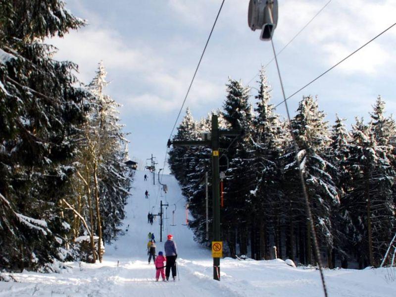 Afbeelding 4 van Schoolreis skiën op de Sahnehang berg