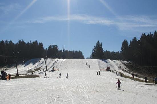 Afbeelding 1 van Schoolreis skiën op de Sahnehang berg
