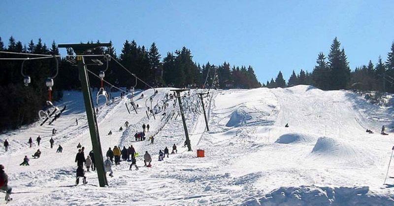 Afbeelding 2 van Schoolreis skiën op de Sahnehang berg