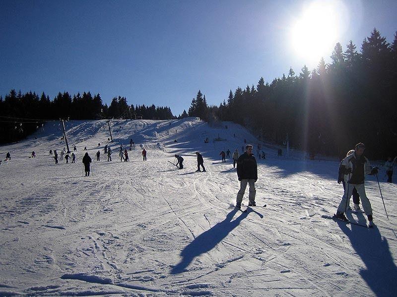 Afbeelding 5 van Schoolreis skiën op de Sahnehang berg