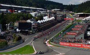Thumbnail 1 van Formule 1 Grand Prix van België 2019
