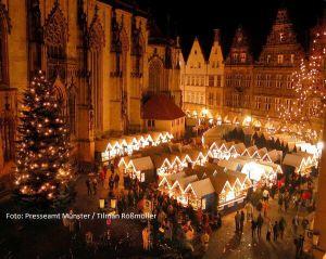 Thumbnail 1 van Kerstmarkt Munster