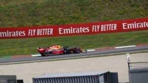 Thumbnail 4 van Formule 1 Grand prix van Oostenrijk 2020  incl. hotelovernachting