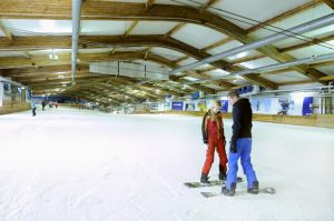 Bottrop indoor Skiën