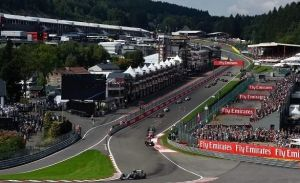 Formule 1 Grand prix van Oostenrijk 2018