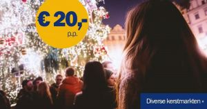 Kerstmarkt Munster met vertrek garantie