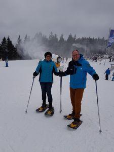 1 dag sneeuwwandelen Winterberg